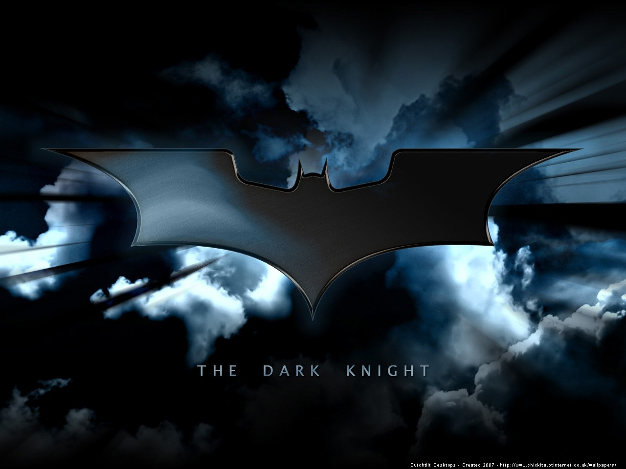 dark knight duh